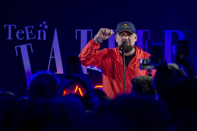 Рэпер Баста дал жесткий ответ лидеру «Бумбокса» в фейсбук — очередной баттл