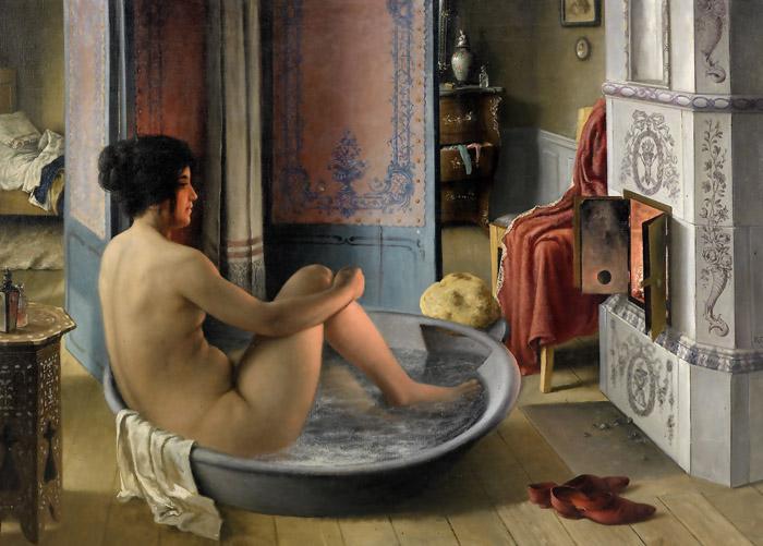 фото как подмываются женщины фото