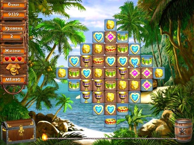 игры онлайн остров сокровищ