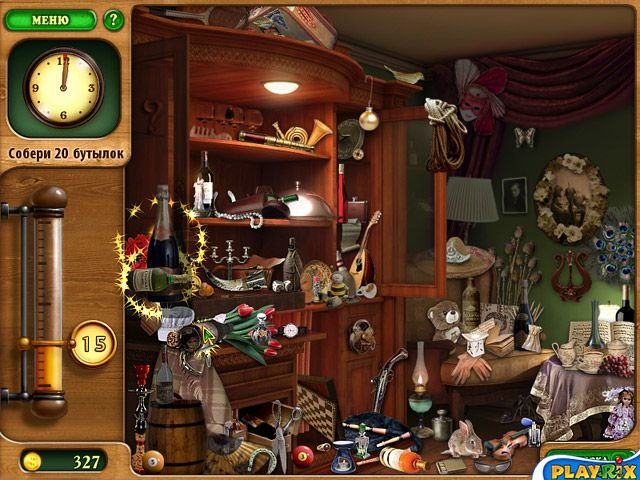 Игры серии поиск предметов