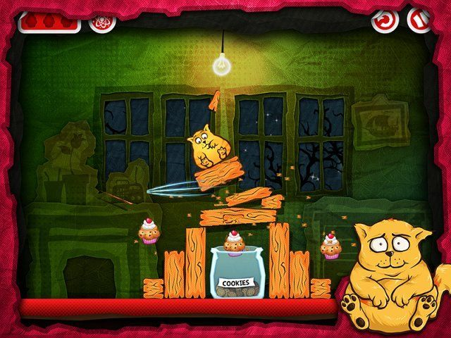 Игры стрелялки кот