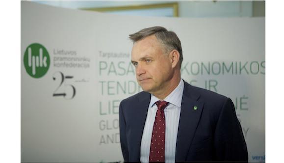 Литовские предприниматели всё скажут в конце сентября