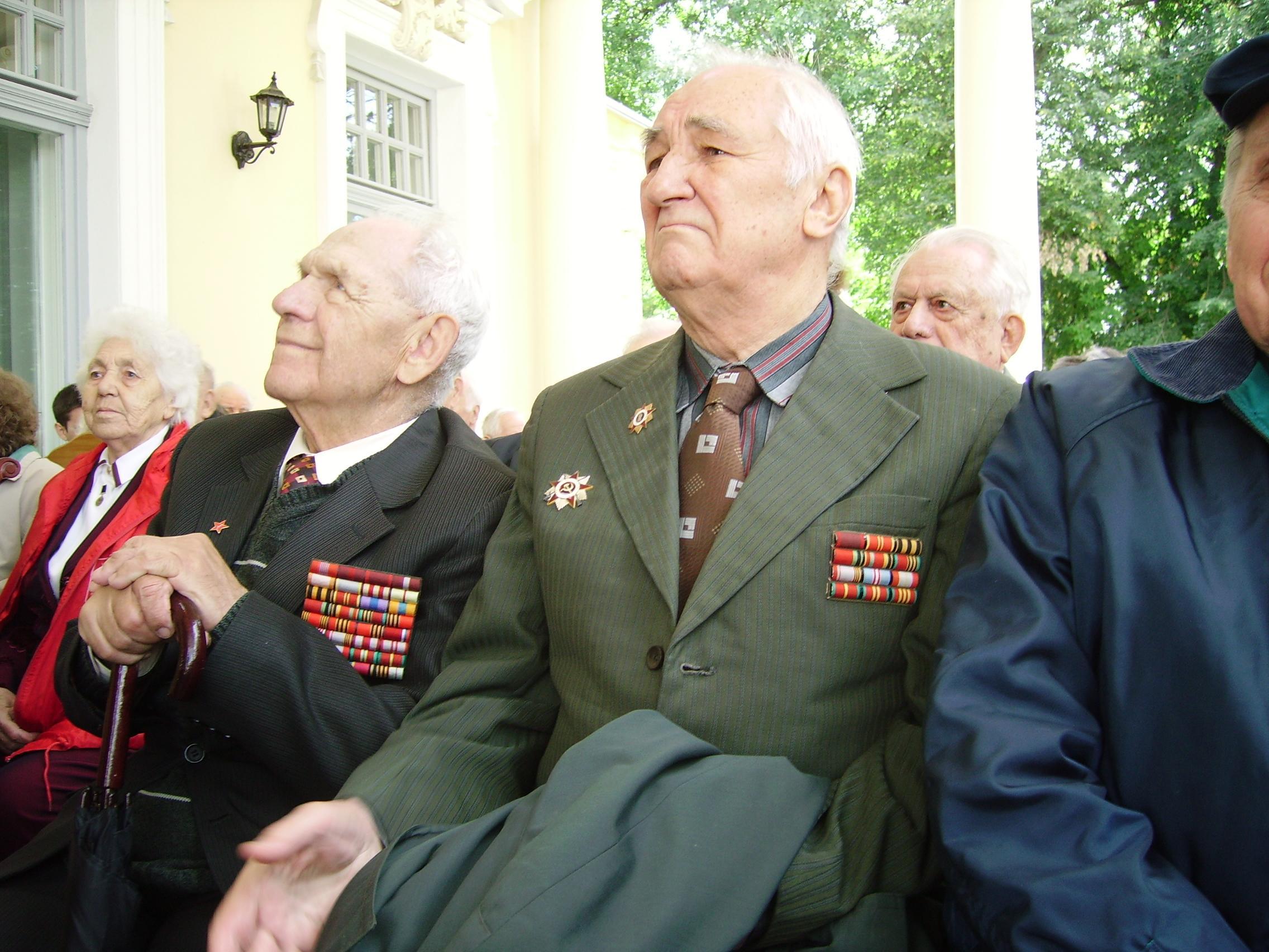Освободителям Беларуси