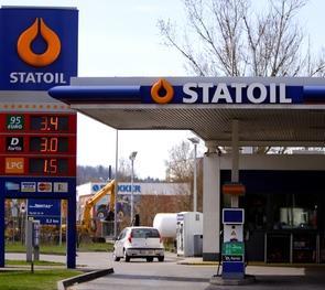 Продажи Statoil в Литве за год сократились на треть до 1,2 млрд. литов
