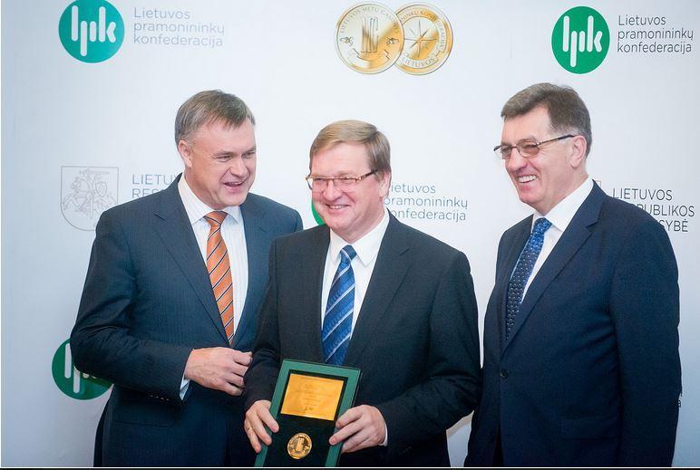 Премьер Литвы: Мы повернули корабль экспорта в сторону США и Китая