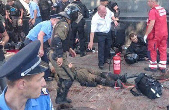 Ранение получил замминистра внутренних дел республики Василий Паскал
