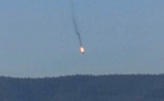 Оба пилота разбившегося вСирии Су
