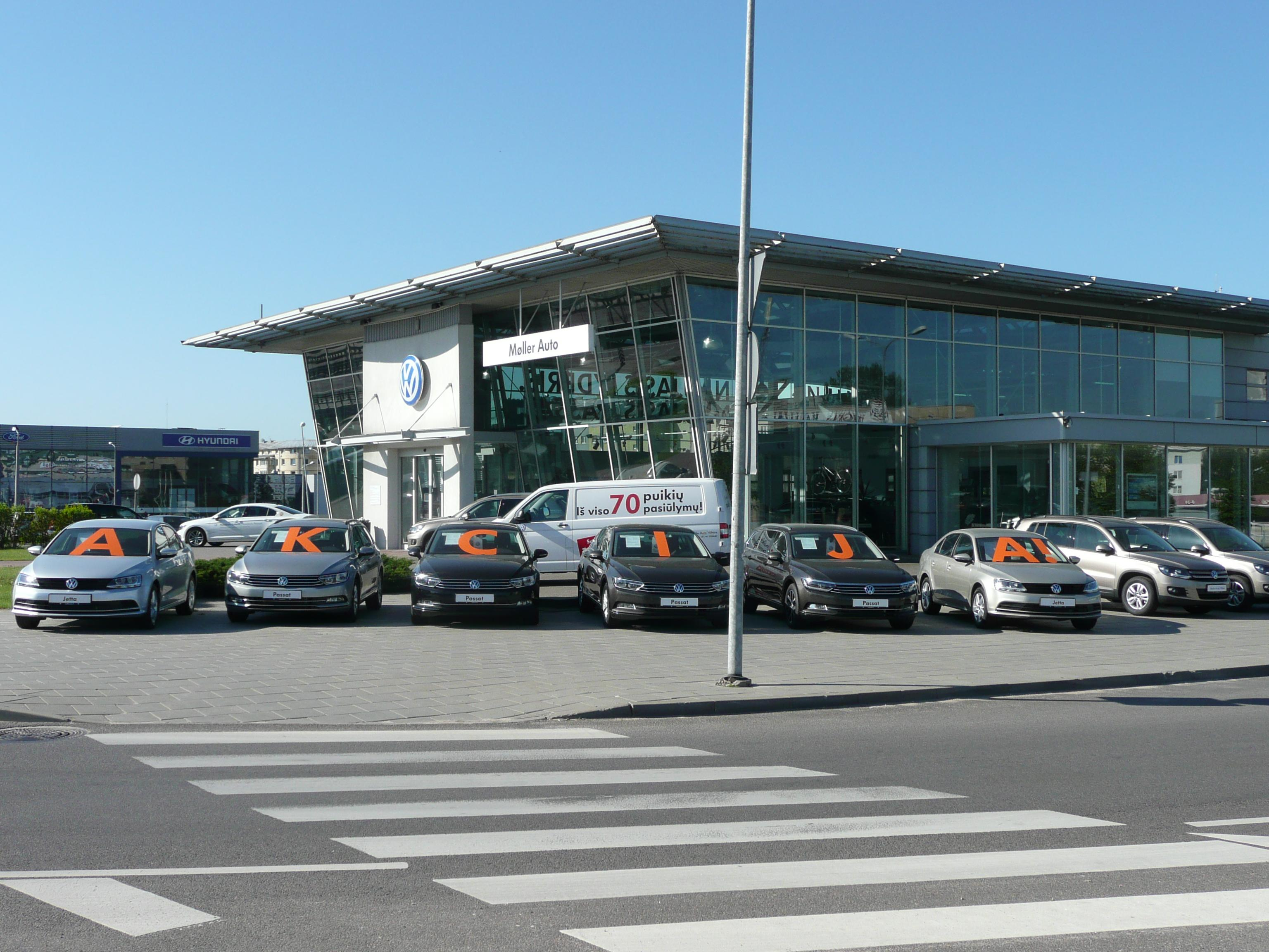 Volkswagen на фоне скандала потерял долю рынка впервые с 2007 года