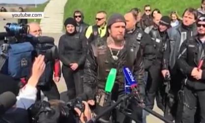Власти Польши отказали вовъезде встрану «Ночным волкам»