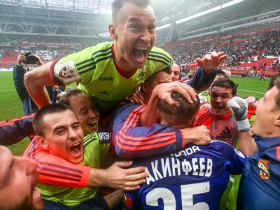 Новости спорта чемпионат россии по футболу
