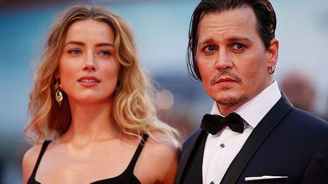 Супруга Джонни Деппа обвинила артиста вдомашнем насилии