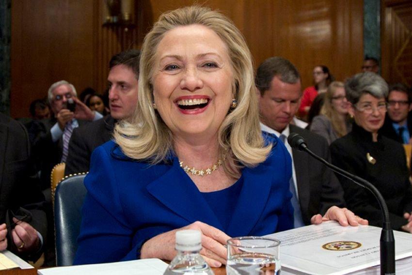 В социальных сетях появились сообщения отяжелой болезни Хиллари Клинтон