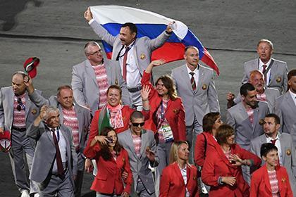 «Незабудем»: ПКР поблагодарил белоруса за русский флаг вРио