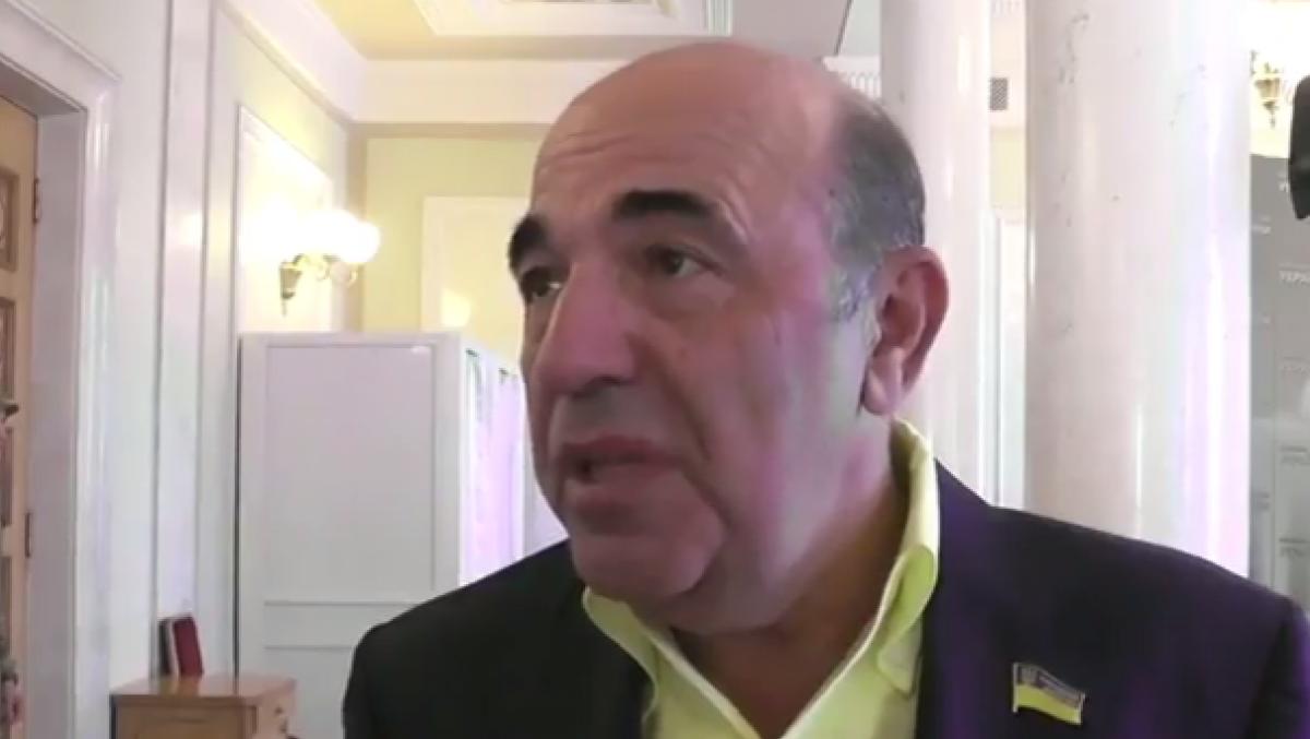 Вадим Рабинович призвал возродить дружбу иэкономические связи между Украиной иРоссией