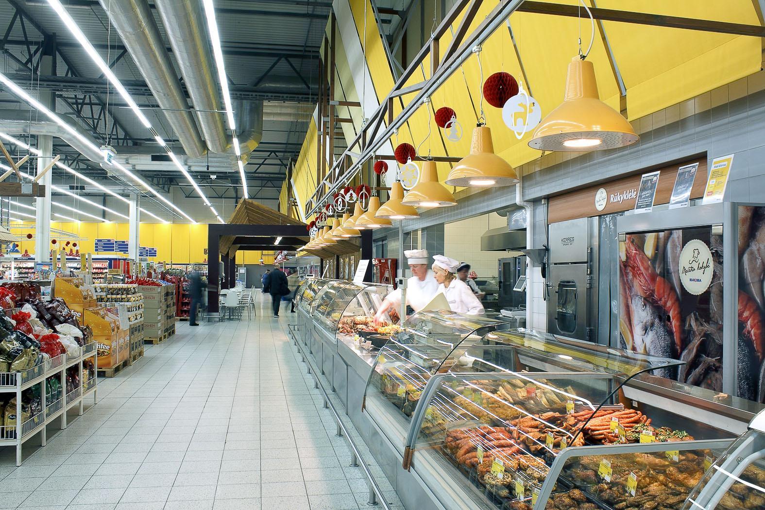 Летом цены напотребительские товары увеличились на0,2 процента
