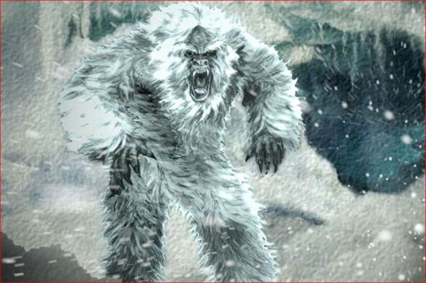 Снежный человек скончался наруках охотников найети вСША— Они есть