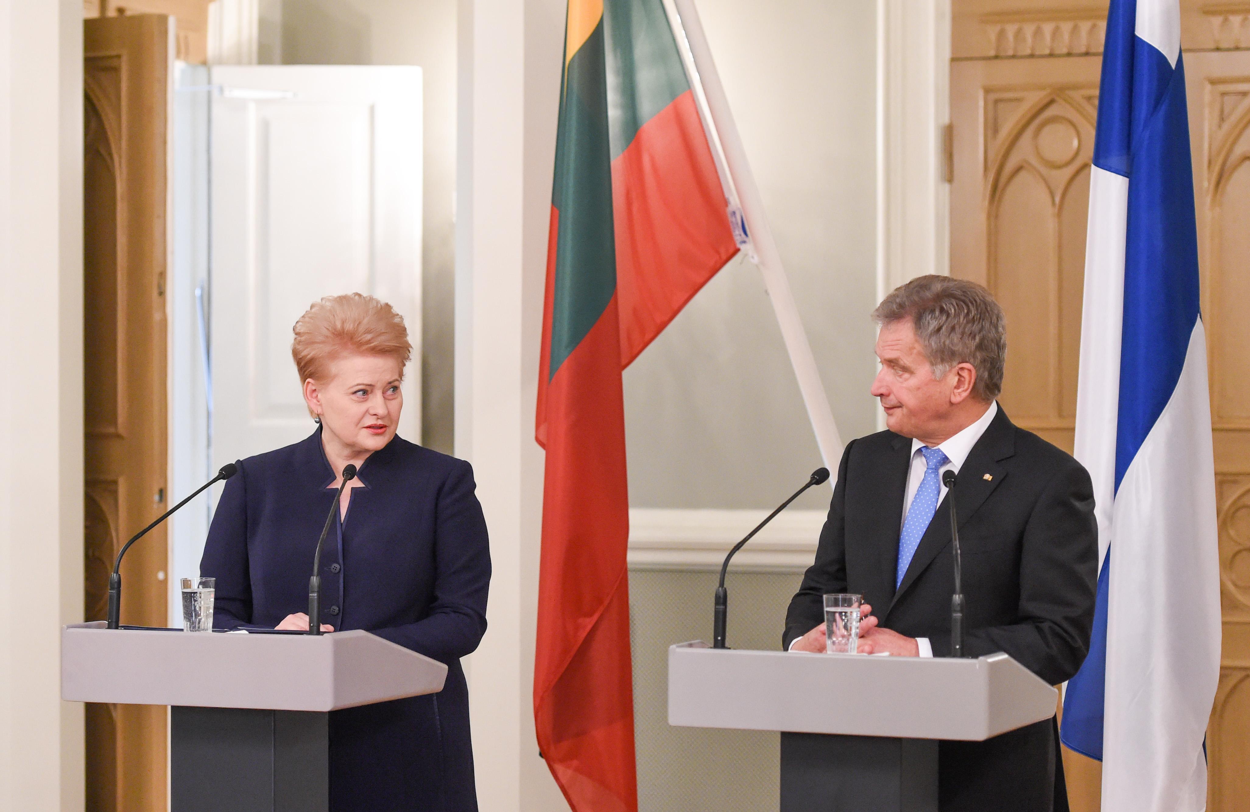 Президент Литвы увидела в«Северном потоке-2» «шрёдеризацию» ЕС