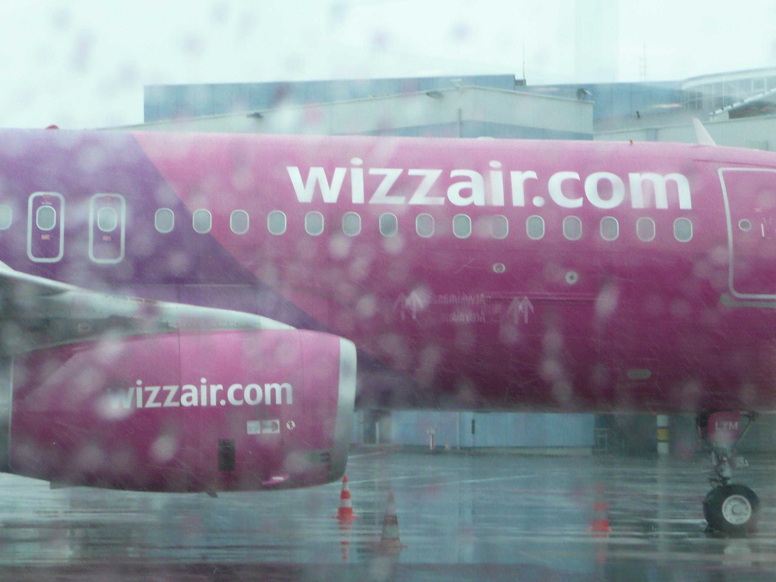 Wizz Air запустит рейс из Киева в Варшаву