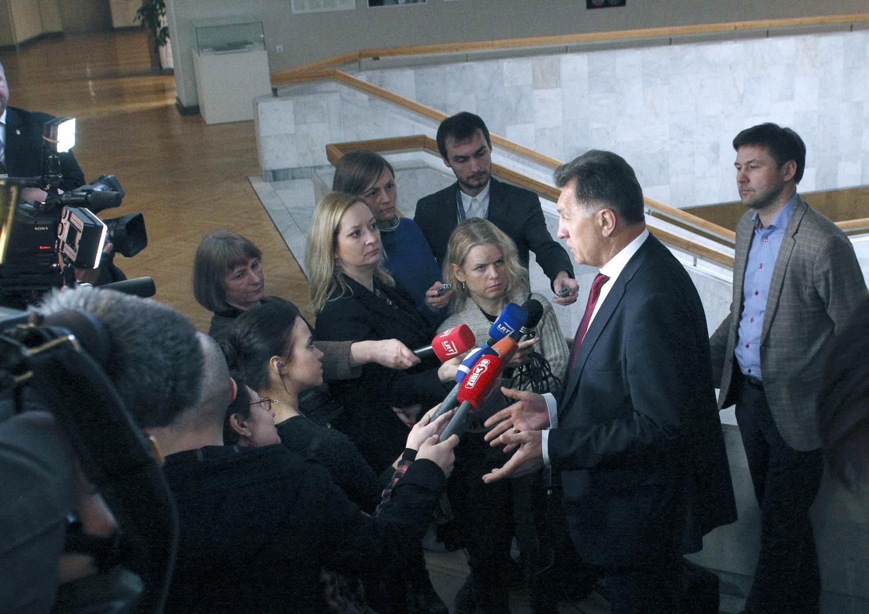 Выборы впарламент Литвы одержал победу «Союз крестьян изеленых»