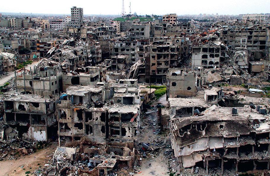 МИД РФ ждет нарастания антисирийских проявлений