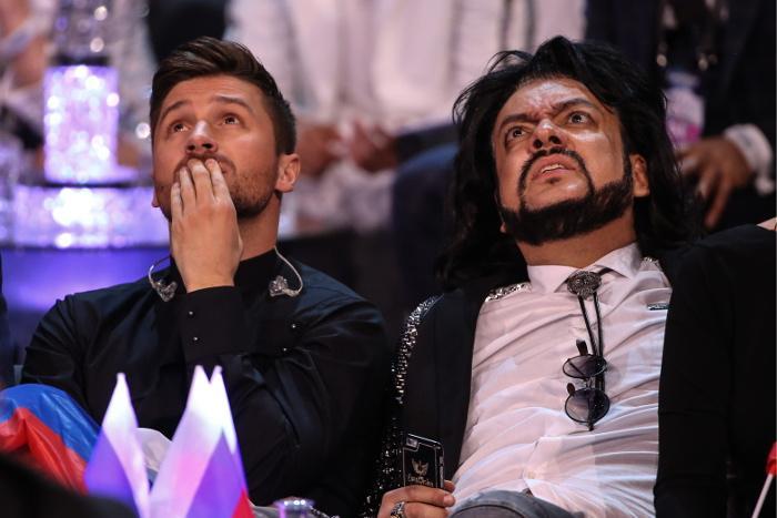 «Евровидение-2017» неуедет из столицы Украины вМоскву