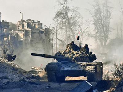 """Журналисты нашли в Алеппо склад """"ан-Нусры"""" с болгарским оружием"""
