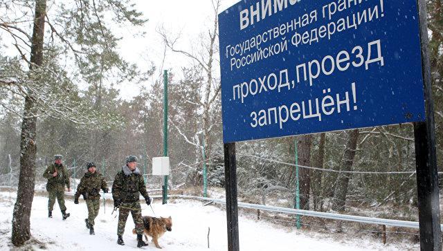 Литва решила построить забор от Российской Федерации награнице сКалининградом
