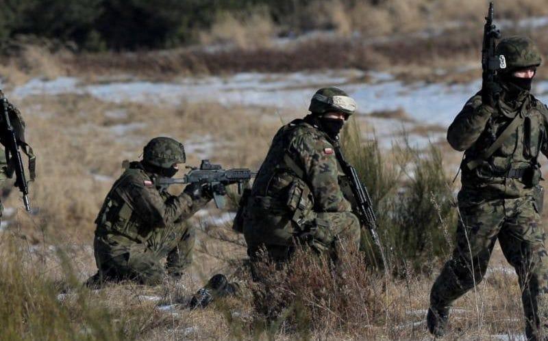 ВПольше генералы иофицеры массово покидают армию