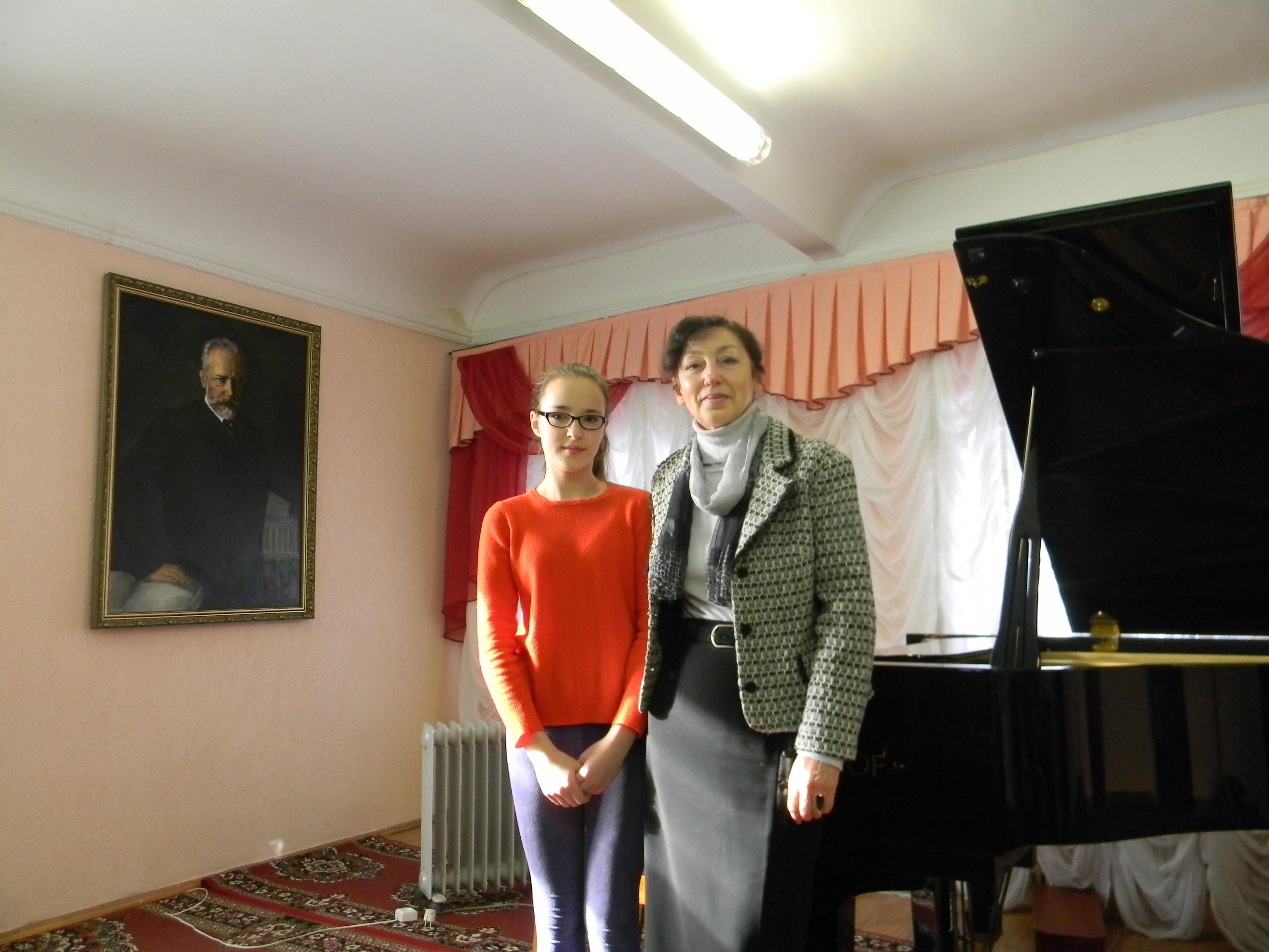 Конкурс детский пианистов в литве