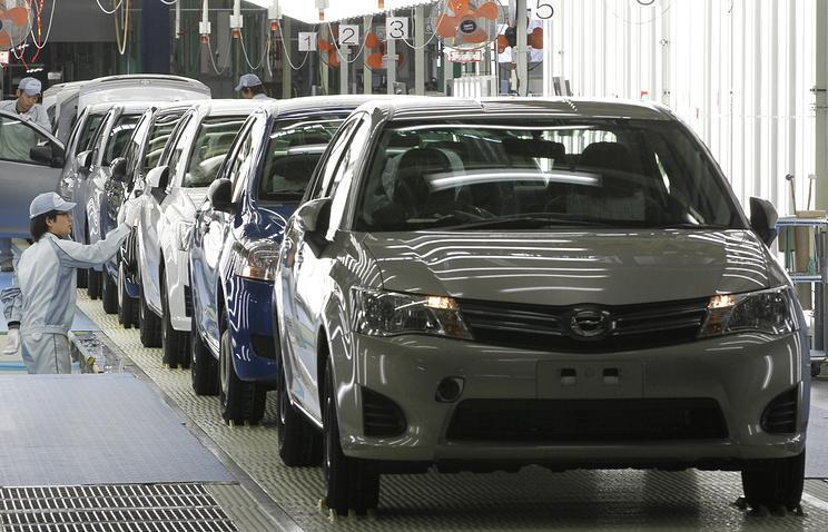 Тоёта отзывает 2.9 млн авто из-за подушек безопасности Takata