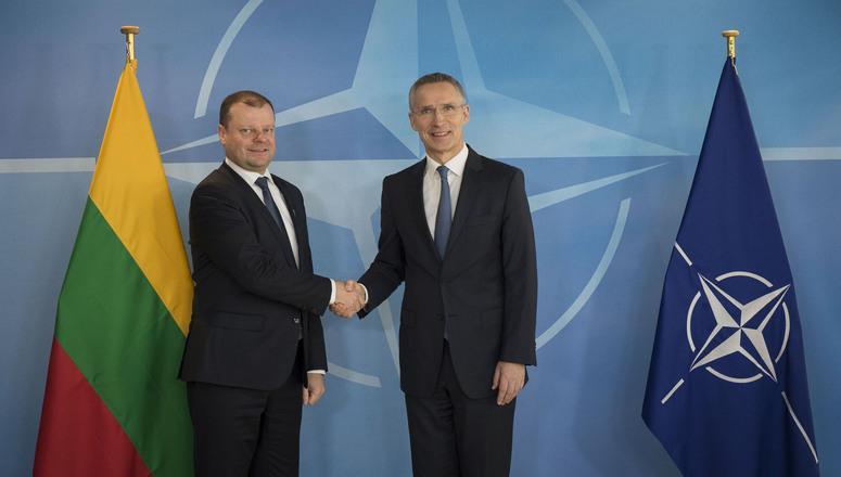 Премьер-министры стран Балтии посетят Украину наследующей неделе