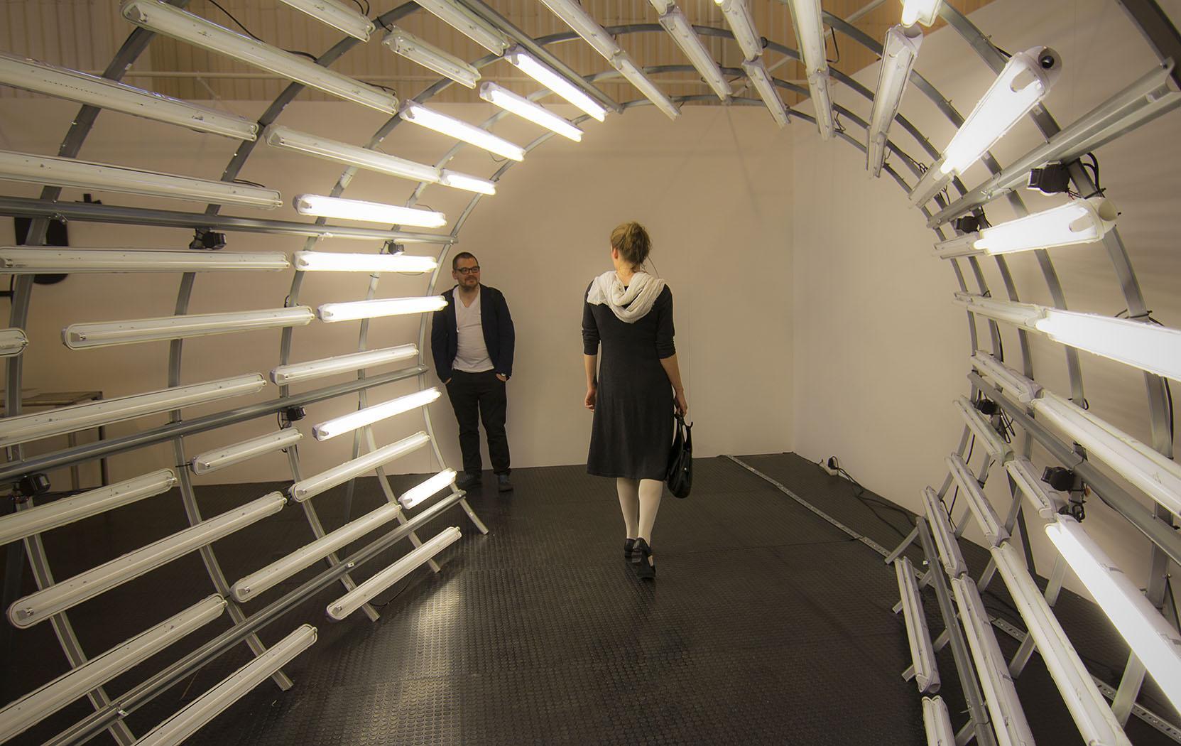 """В Вильнюсе заканчивает свою работу выставка-ярмарка современного искусства """"ArtVilnius'17"""""""