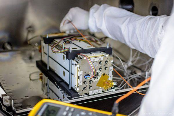Литва опробует вкосмосе экологическое горючее для наноспутников