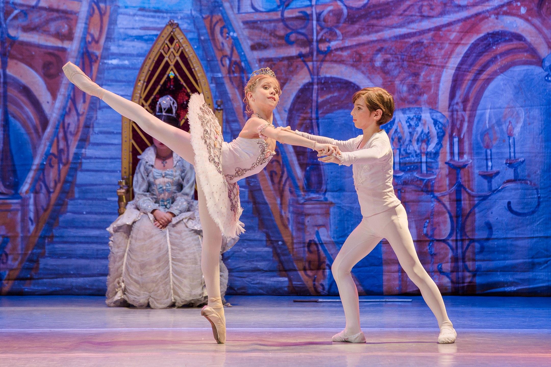 Потрясающий детский балетный спектакль: «Щелкунчик» - 9 декабря в Вильнюсе!