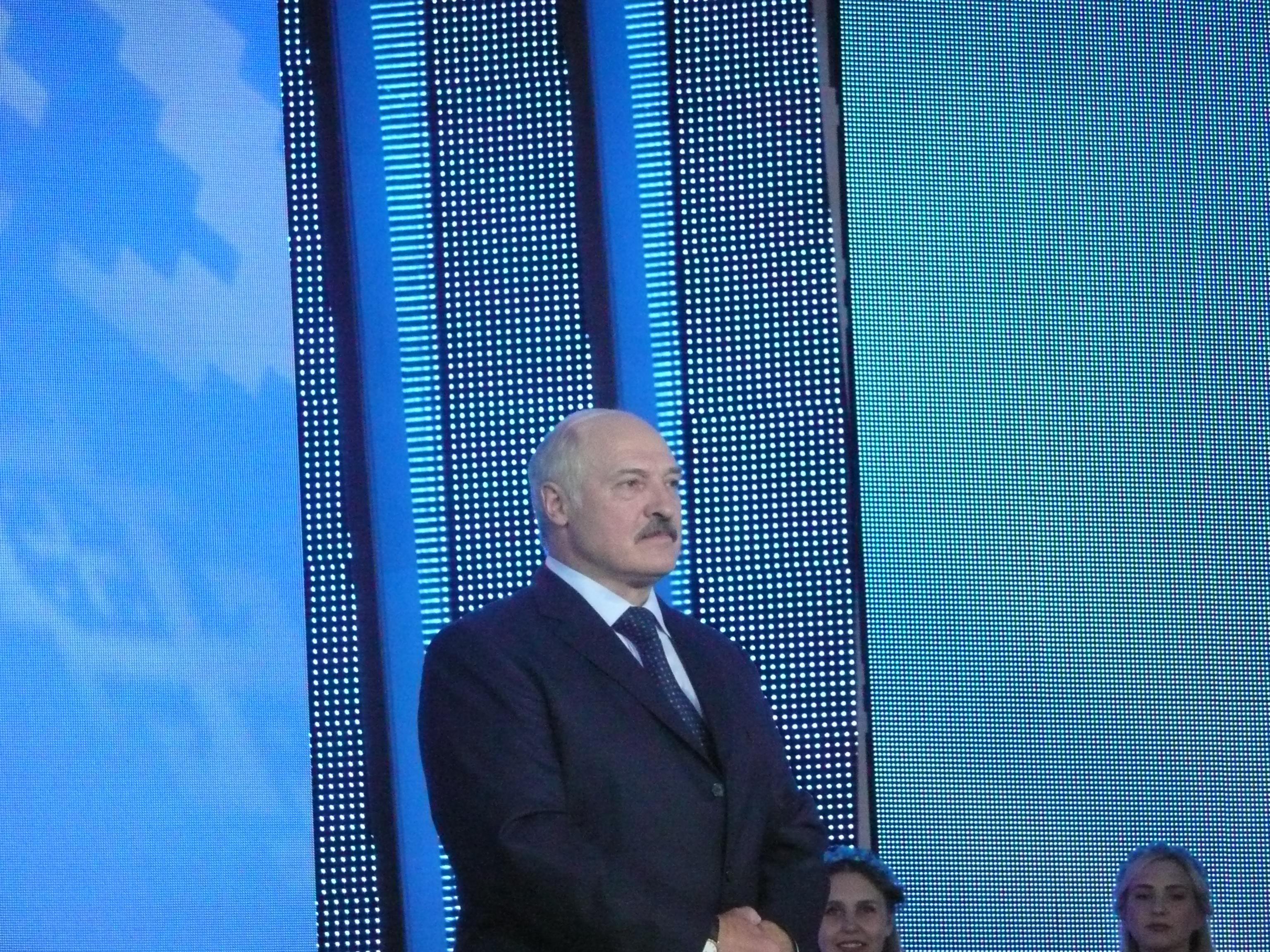 """Александр Лукашенко открыл фестиваль """"Славянский базар"""""""