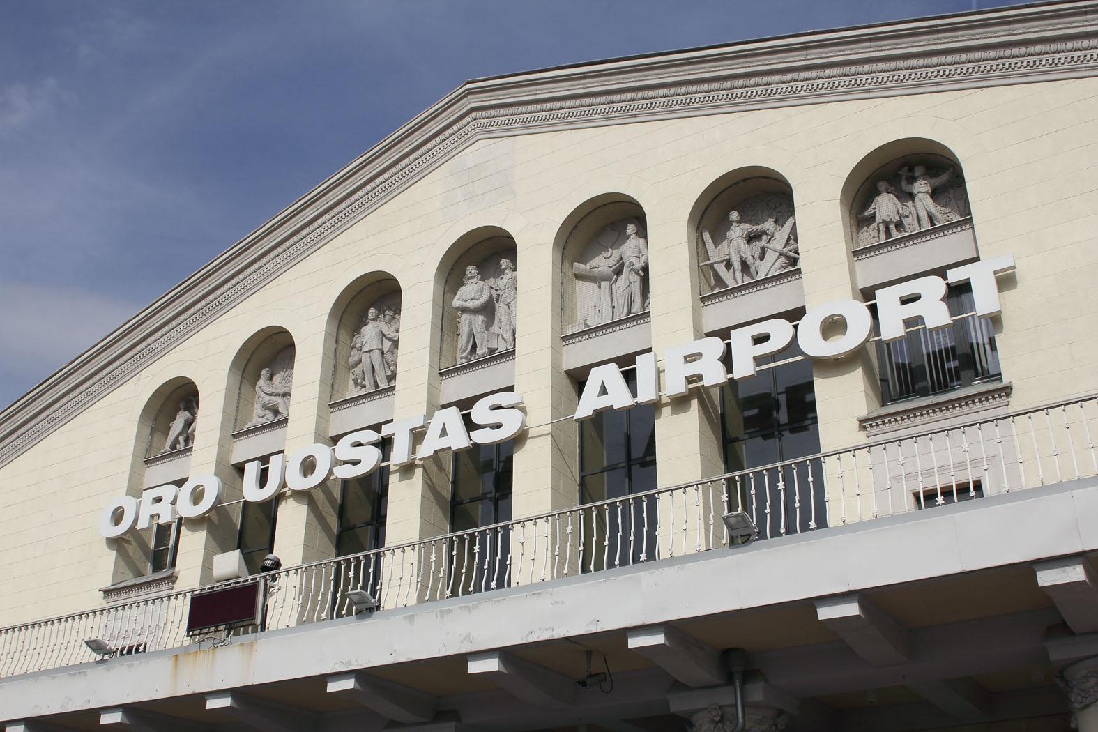 Погода не помешает реконструкции Вильнюсского аэропорта