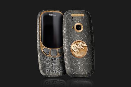 Нокиа 3310 иiPhone 7 сделали из«валирийской стали»