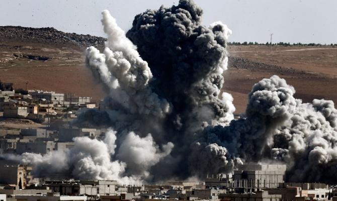 МИД Сирии потребовал решения ООН по коалиции США в связи с авиаударом по Ракке