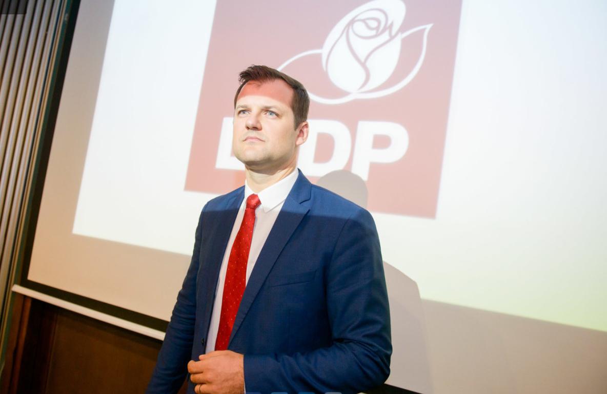 Руководство Литвы потеряло большинство впарламенте, однако продолжит работу