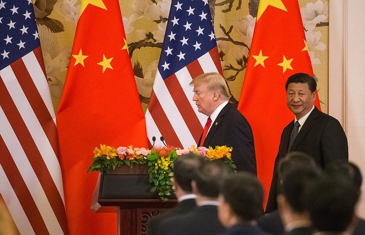 Трамп прокомментировал собственный визит в КНР