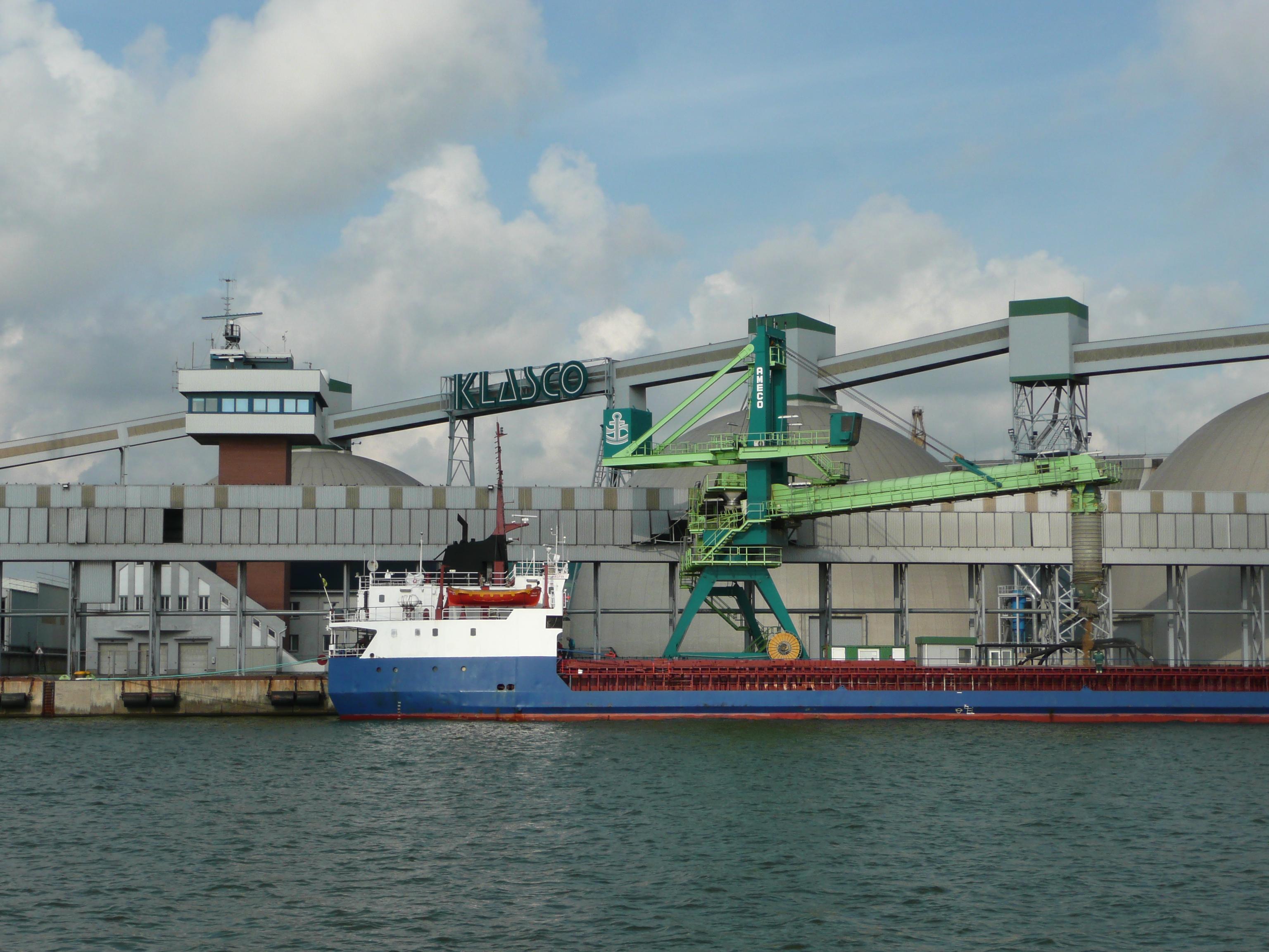 Порты: Россия не может конкурировать с Литвой