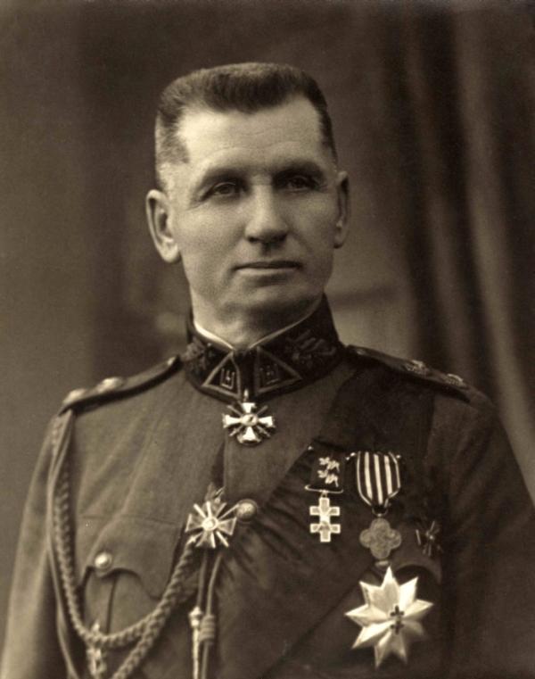 80 лет со дня смерти первого главнокомандующего Литовскими войсками генерала Сильвестра Константиновича Жуковского