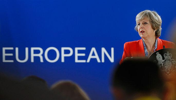 Великобритания иЕС согласовали вопрос обирландской границе