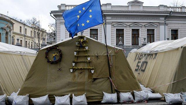 Почему Киев пошел на конфликт со своими кураторами на Западе