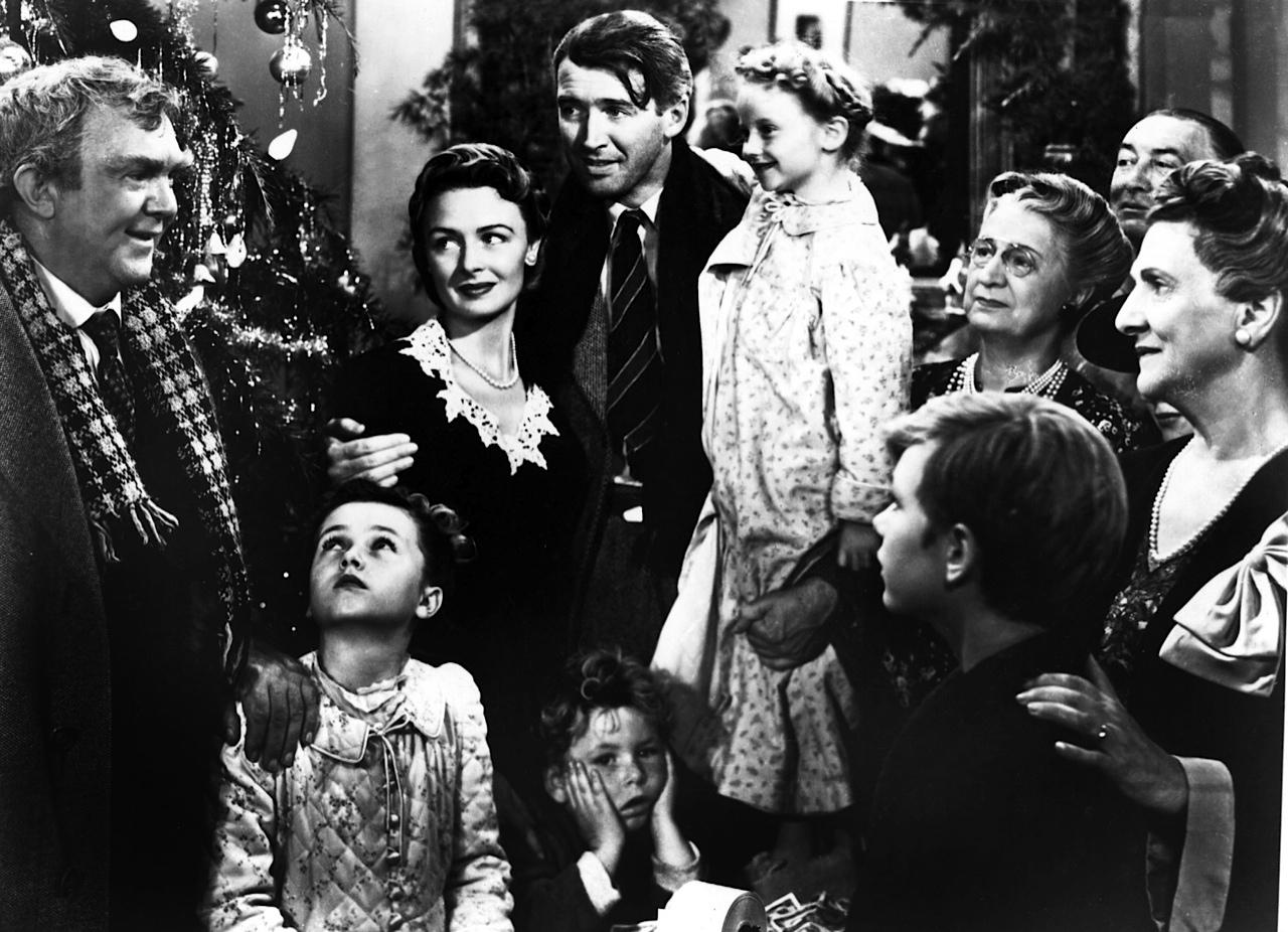 «Эта замечательная жизнь»  - утешающая рождественская  «сказка для взрослых»