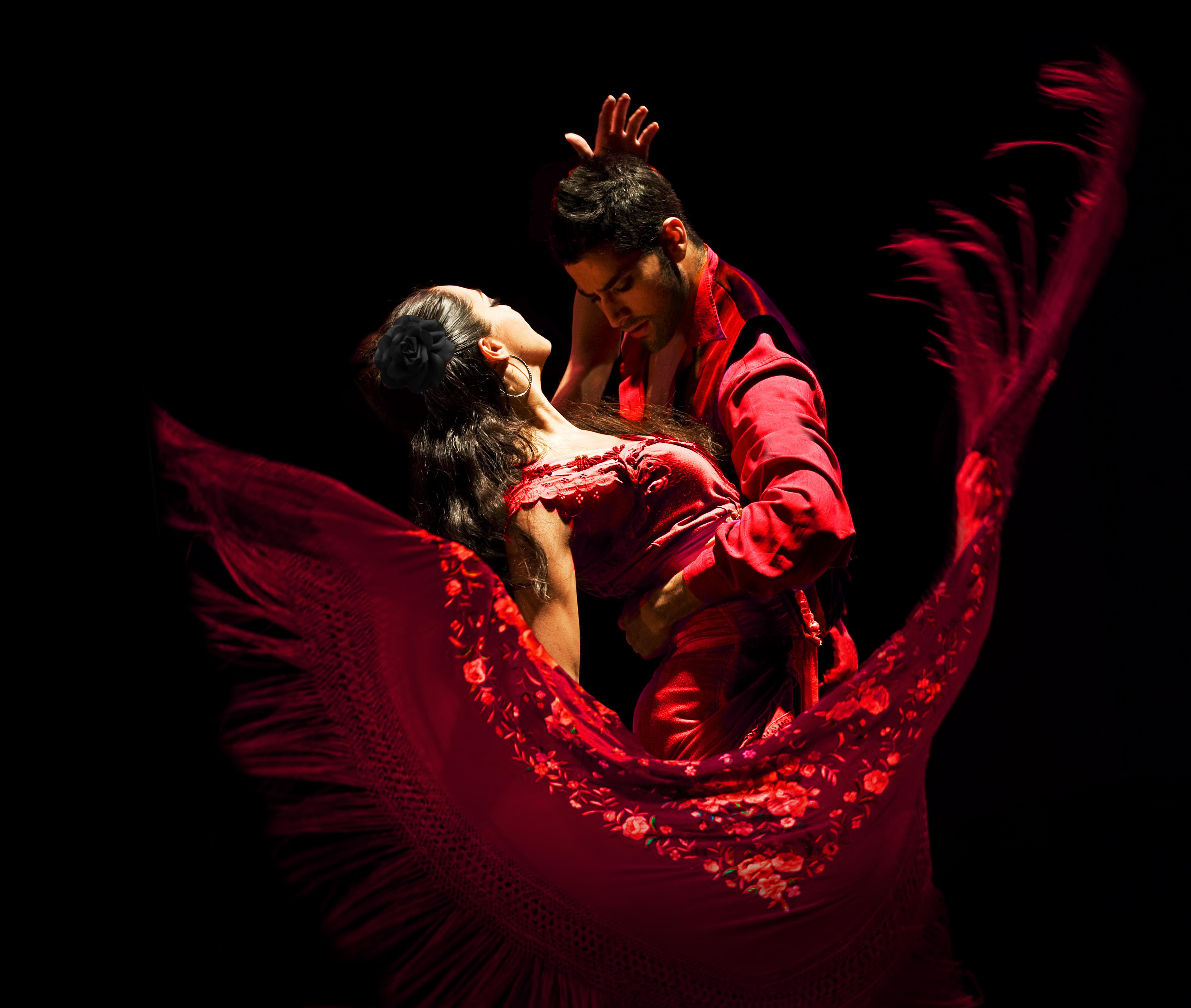 На фестивале «Kristupo Kal?dos» - феерический балет фламенко