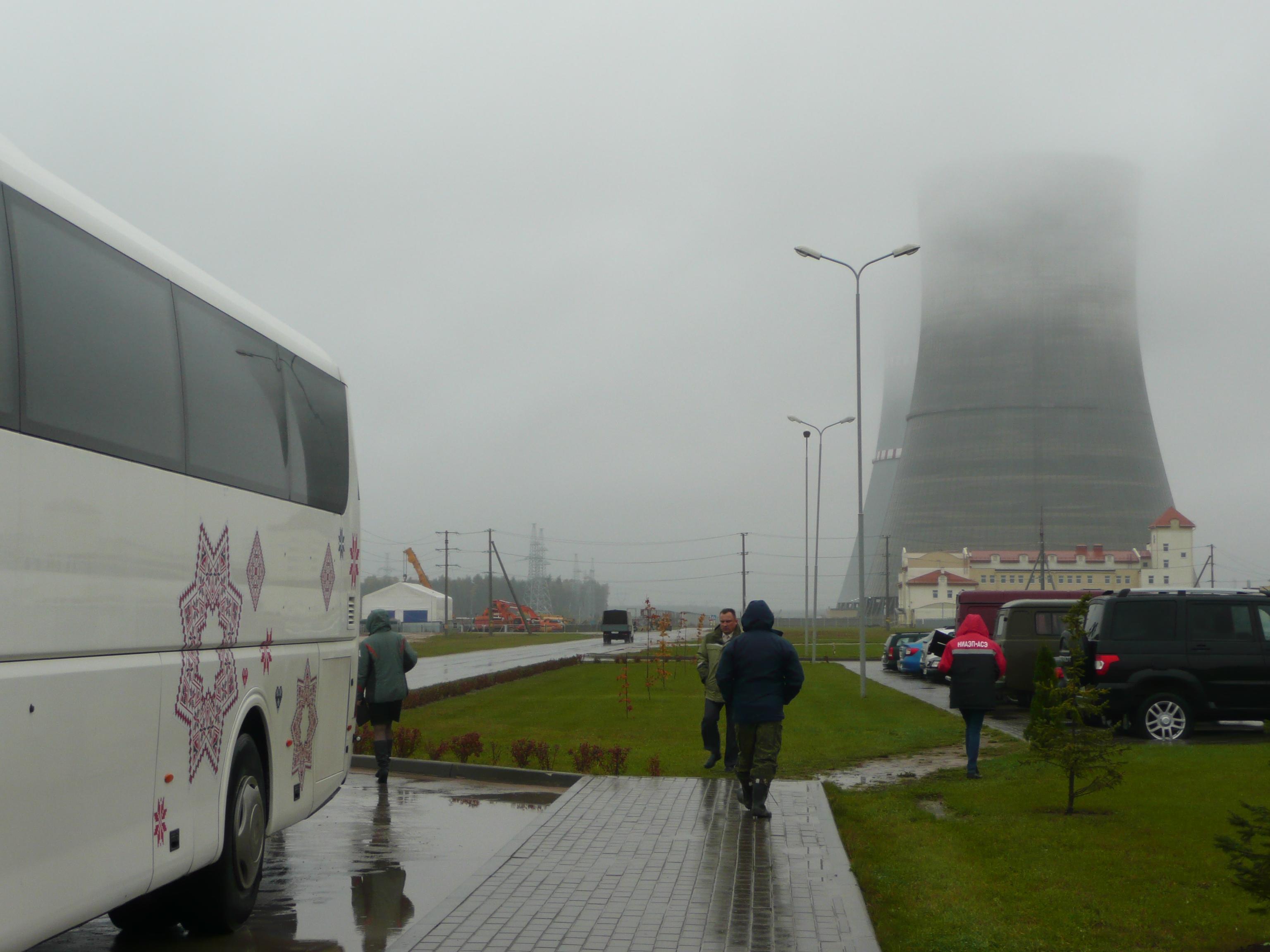РБготова поставлять электроэнергию сосвоей АЭС вПольшу и Украинское государство