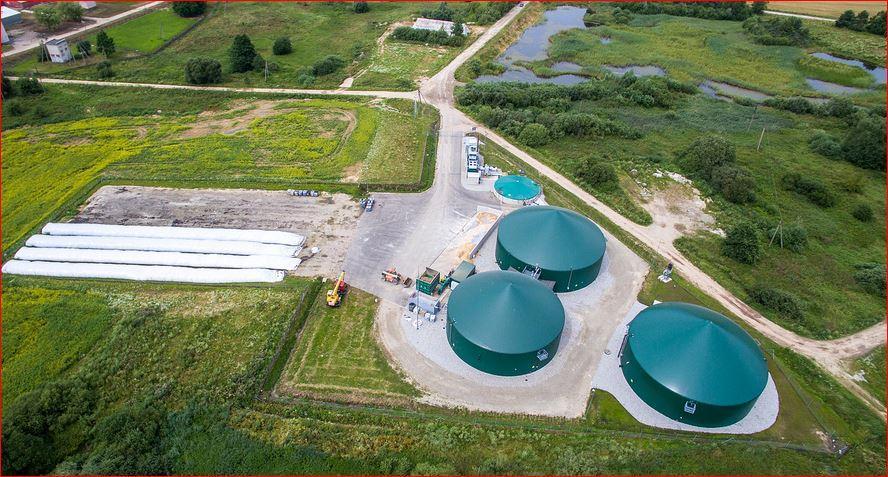 Вильнюсская компания будет строить вРеспублике Беларусь станции повыробатыванию электричества набиогазе