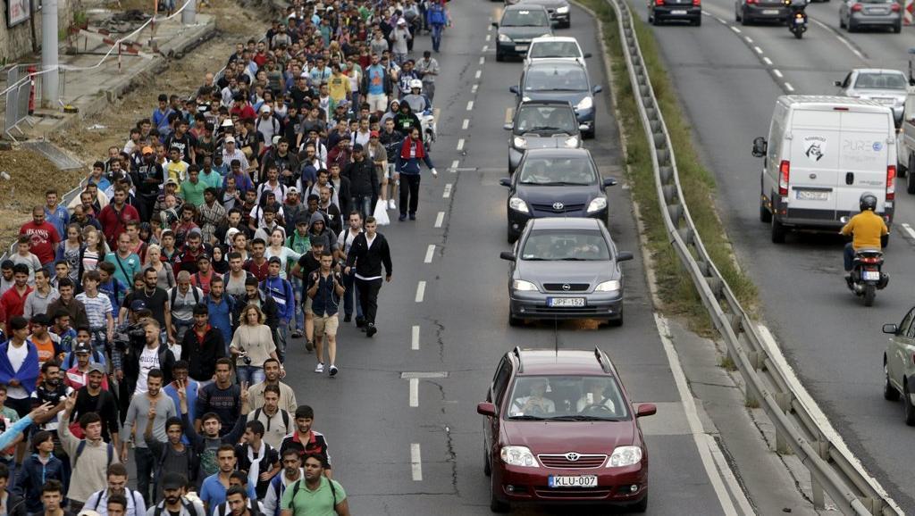 Литва не согласна с миграционными квотами