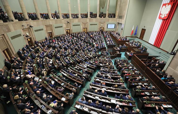 В Польше ввели наказания за отрицание преступлений бандеровцев